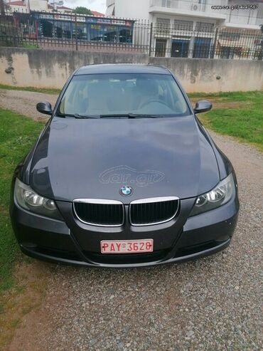 BMW 320 2 l. 2007 | 310000 km