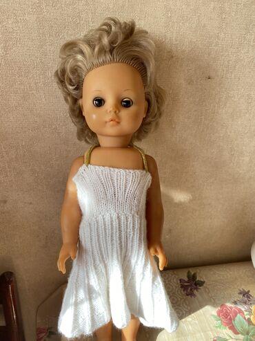 продадим куклу в Кыргызстан: Продаю куклу ГДР, рост 55 см!