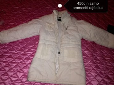 Dečije jakne i kaputi | Kovacica: Zimska jakna samo promeniti rajfeslus