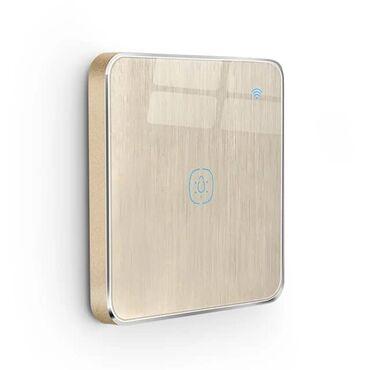 Умные wi-fi выключатели сенсорные Цена : 1500сом за штуку Обращаться
