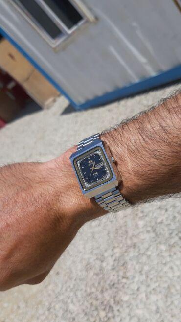 Qol saatları - Xaçmaz: Gümüşü Kişi Qol saatları Orient