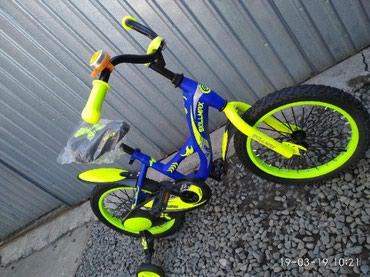 велосипеды для детей фирма в Кыргызстан: Продаю новые детские велосипеды фирмы Skillmax на 16,24 колесах произв