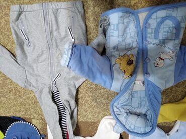 Детские курточки от 3 до 8 месяцев, тёплые,лекгие, весеннии.Состояние