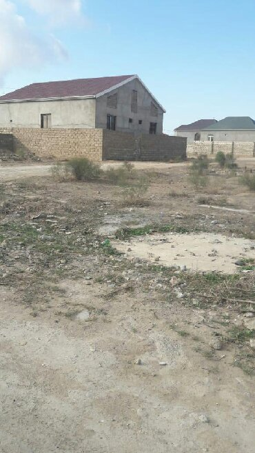 ev alqi satqisi vergisi - Azərbaycan: Satış 3 sot İnşaat