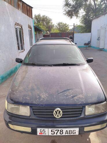 Volkswagen Passat 1.8 л. 1994 | 411889 км