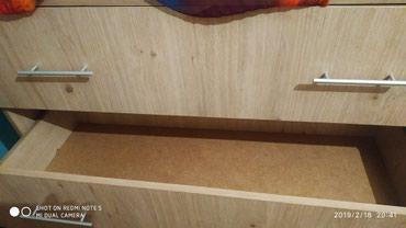 продам-шкаф-купе в Кыргызстан: Комод хорошего состоянии длина 1 метр