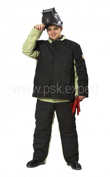 Костюм брезентовый сварщика со в Бишкек