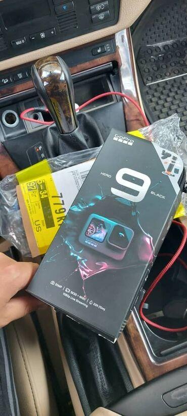 Электроника - Кыргызстан: Продаю GoPro 9 Black расширенной комплектации. Новый. В комплекте