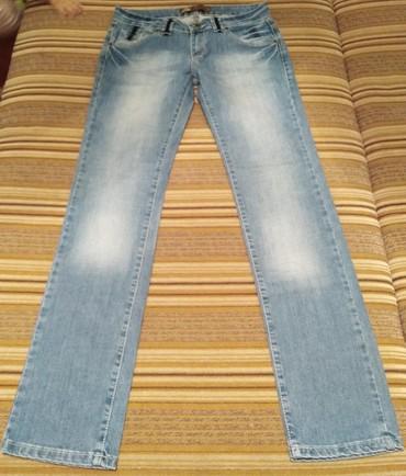 Джинсы - Кок-Ой: Продам отличные турецкие джинсы! 100% хлопок! очень классно смотрятся!