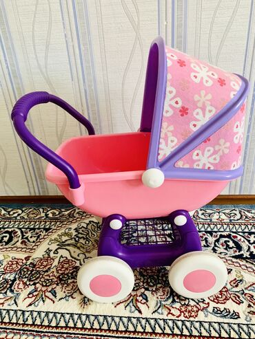 Продаю коляску для кукол «Полесье» в отличном состоянии! г.Бишкек