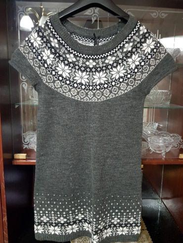 Продаётся платье-туника тёплое в Бишкек