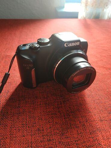 Электроника - Каинды: Продаю фотоаппарат Canon sx170is . новый почти, пользовались несколько