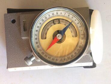 Продаю советский горно-геологический компас ГК-2. За характеристикой п