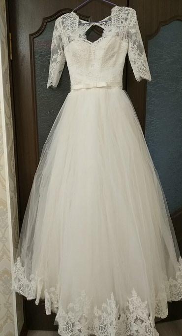 Свадебное платье. Очень нежное и в Бишкек