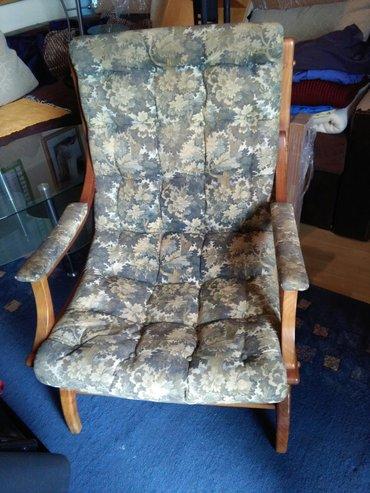 Fotelja velika,za hedoniste,jedan cosak,fotelja ,lampa ,knjiga i - Sombor