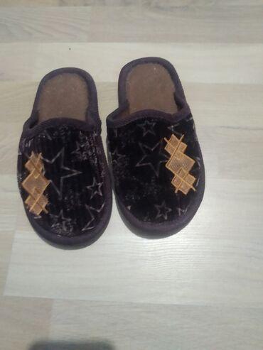 Детская обувь в Шопоков: Тапочки на мальчика 6-8 лет