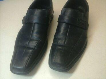 Муж.туфли нат.кожа(Италия)бренд Bugatti,44 р.в хор.сост. окон.обмена