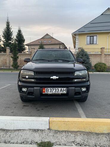 диаметр cd диска в Кыргызстан: Chevrolet Trailblazer 4.2 л. 2003 | 190000 км
