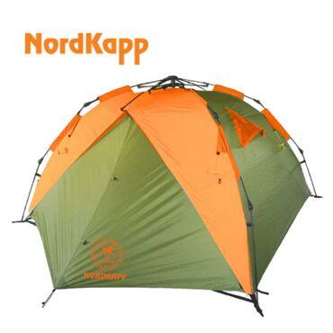Палатки - Бишкек: Палатка AVI-OUTDOOR Inker 3.Двухслойная палатка на автоматическом