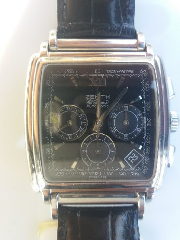 Часы швейцарские zenith
