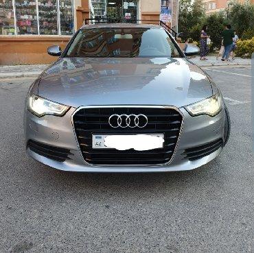 audi a6 2 5 mt - Azərbaycan: Audi A6 2 l. 2012 | 72000 km