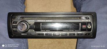 автомагнитолы б у в Кыргызстан: Автомагнитола Sony CDX-GT370 б/у