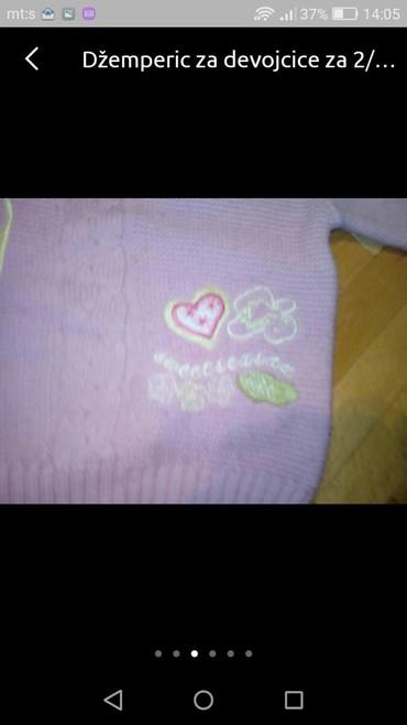 Džemper za devojcice u broju 2/3 - Pozarevac