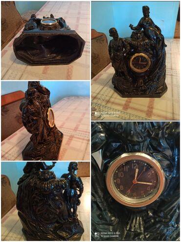 Продаю советские часы хозяйка медной горы. В отличном состоянии
