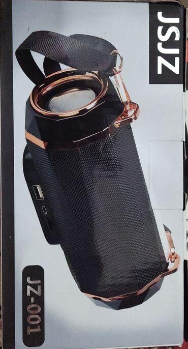 акустические системы колонка сумка в Кыргызстан: Колонки JS. Bluetooth + ремешок.Выходная мощность: 6 ВтВоспроизведение