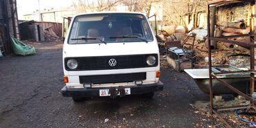 алюкобонд бишкек цена в Кыргызстан: Volkswagen Transporter 1.8 л. 1988 | 10 км