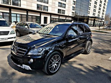Mercedes-Benz ML 63 AMG 2008 в Бишкек