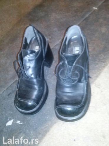 Kozne cipele bez ostecenja odgovara br 38 - Loznica