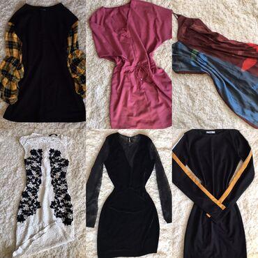 лёгкие платья в Кыргызстан: Брендовые Платья б/у, цены в профиле