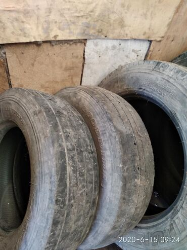 шины диски грузовые в Кыргызстан: Буу шины на Грузовый машин 22.5 295/60,315/80,315/60 17.5. звонить