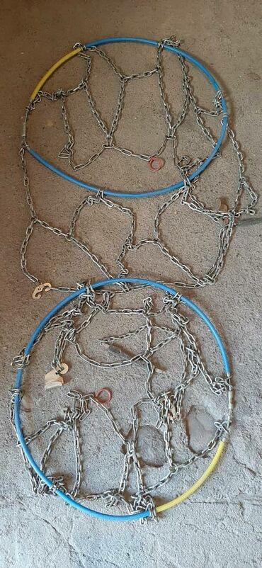 тойота ист в Кыргызстан: Продаю цеп, размер 15 . 65 . 185. Из тайота ист родной. Состояние
