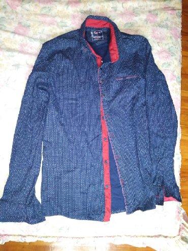 Ostalo | Vranje: Muška košulja vel. XL (modeli su slim)