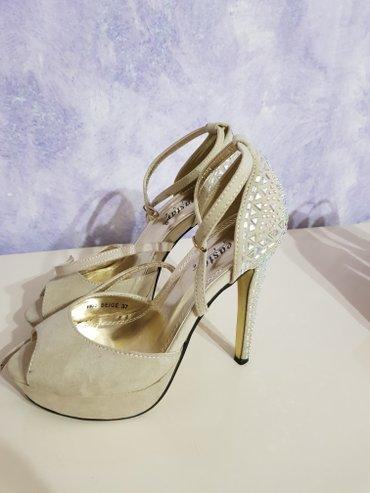 Sandale, vdlicina 37, obuvene samo jednom, jako lepe i jako udobne, - Kraljevo