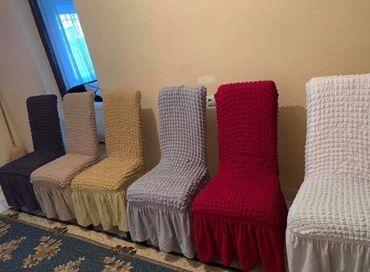 Univerzalne rastegljive navlake za stolice