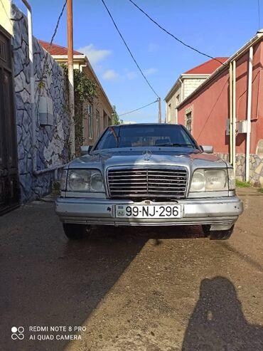 багажник на крышу мерседес спринтер в Азербайджан: Mercedes-Benz W124 2.3 л. 1989 | 300000 км