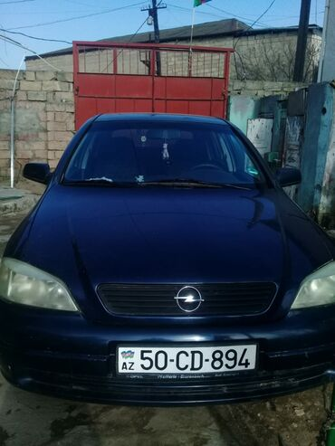 Opel Astra 1.6 l. 1999 | 260 km