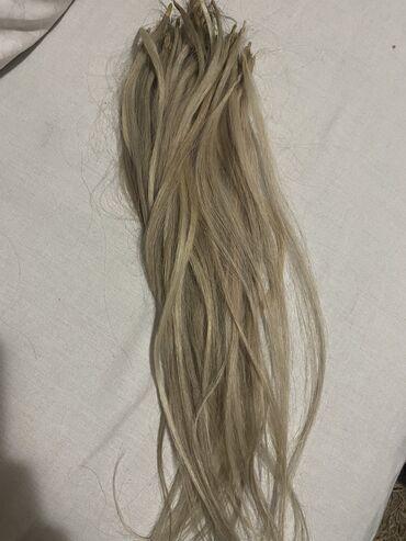 Sal dimenzije cm - Srbija: Prirodna kosa pramenovi 38-40-42 cm oko cetrdesetak pramenova