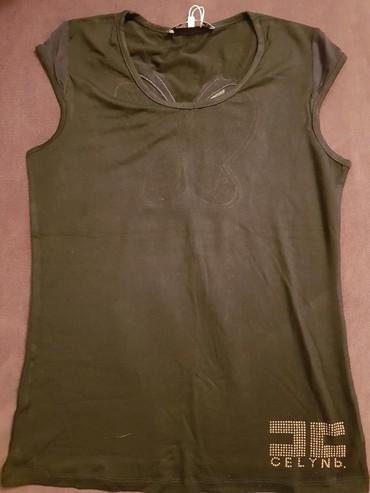 женскую футболку в Кыргызстан: Продаю новую женскую футболку, размер 42-44