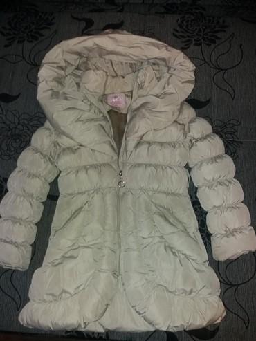 Garder-po - Srbija: Topla postavljena jakna vel.pise 12 ali mislim da je manja.merim po