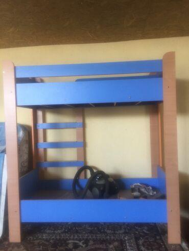 dvuhjarusnaja-krovat-dlja-detej-i в Кыргызстан: Двух Яростная детская кровать