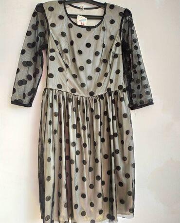 вечернее платье 48 50 размер в Кыргызстан: Платье новое Размер: 48-50 Длина-миди по колено Обмен НЕ ИНТЕРЕСУЕТ