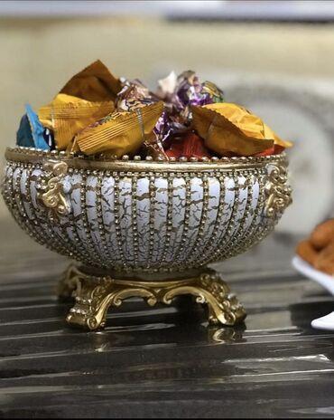 Ваза для конфет. Производство Дубаи ОАЭ