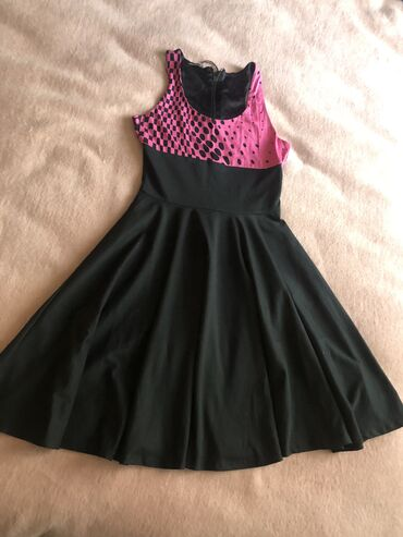 Dress Kokteyl Bershka S