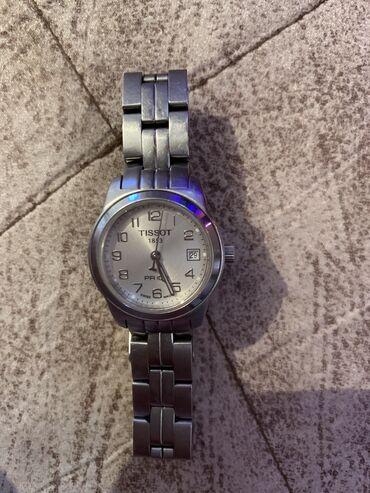 zhenskie chasy tissot original в Кыргызстан: Серебристые Женские Наручные часы Tissot