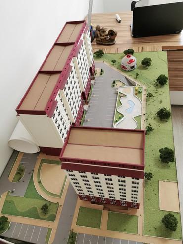Продается квартира: 2 комнаты, 45 кв. м., Бишкек в Бишкек