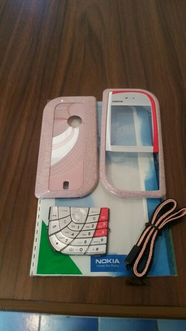 Elektronika - Pozega: Nokia 7610 Original kompletna Prelepa maska.stanje maske se vidi na